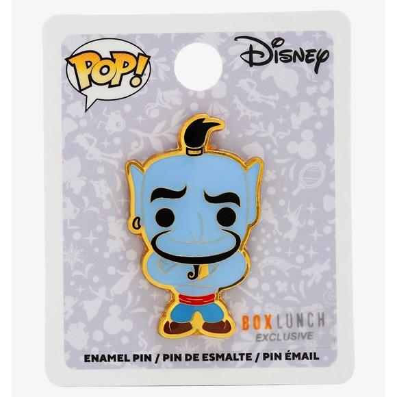 Funko Pop! Disney Aladdin Genie Enamel Pin